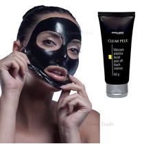 Máscara Removedora Cravos E Espinhas Limpeza Pele Black Head
