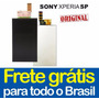 Display Lcd Xperia Sp Sony C5302 C5303 M35h Tela + Garantia!