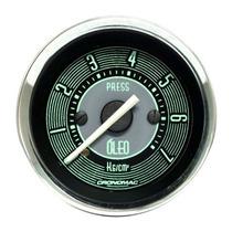 Pressão De Óleo Mecânico 7kg 52mm Linha Vw Fusca - Cronomac