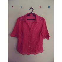 Camisa Feminina Rosa Lesie Cód. 332