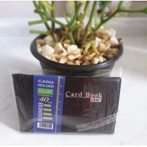 Mini Porta Cartões Visita/credito P/40 Cartões Frete Gratis