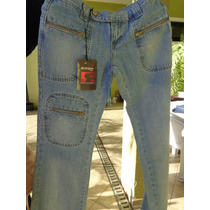 Calça Jeans Feminina Com Zíper, Calça Feminina Jeans.