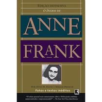 Livro O Diário De Anne Frank Edição Definitiva Frete Grátis
