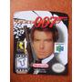 Label 007 Golden Eye - Etiquetas Fitas N64 100% !