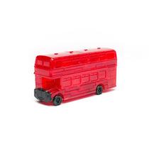3d Puzzle - Ônibus De Londres Cristal Puzzles Tridimensional