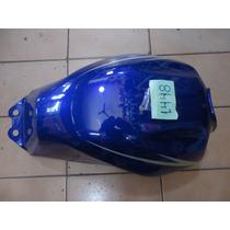 Tanque Suzuki Yes Azul 08 Pintado