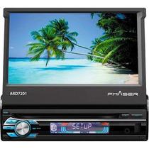 Dvd Automotivo Multimídia Phaser Ard7201 7 Usb/sd Com Contr