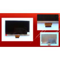 Lcd Display P/ Tablet -genesis Gt-7245