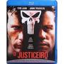 Blu Ray O Justiceiro - John Travolta E Tomas Jane - Lacrado