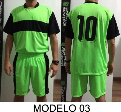 Uniforme Futebol 18 Camisas 18 Calções Futebol Dry Sport W3 1a7b2c549879d