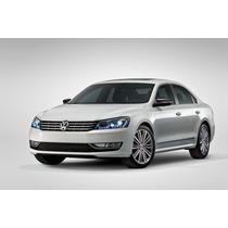Jogo Palheta Dianteira Volkswagen Passat 2010 A 2014