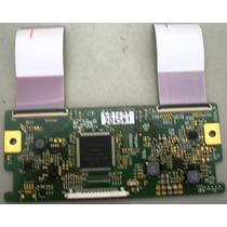 Placa T-con Da Tv Lcd Panasonic Tc-l42u30b Tela Lc420wun Lg