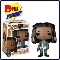 Funko Pop! Michonne - The Walking Dead (5ª Temporada)