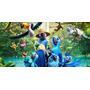 Painel Decorativo Festa Filme Rio Rio2 Blu [2x1m] (mod1)