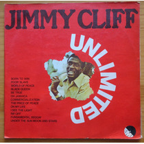 Jimmy Cliff Lp Nacion Usado Unlimited 1973 Capa Dupla Stereo