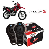 Alarme Moto Presença Partida Stetom Honda Nxr 150 Bros 2012
