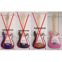 Guitarra Infantil Junior Condor Várias Cores St1 Bk/sb/pp/pk