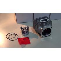 Kit Cilindro Motosserra Stihl 381 C/ Pistao Aneis +nf