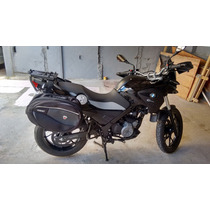 Alforge Moto Bmw Gs650 Lateral Texx Tx-09 Impermeável