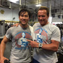 Camiseta Arnold Schwarznegger Come With Me If U Want To Lift