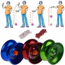 Ioio/yoyo De Aluminio Com Rolamento/leve