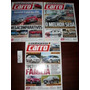 3 Revistas Motor Press Carro - Ed. 248 251 260 - Ref.: 5480