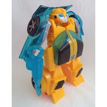 Boneco Transformers Bumblebee Vira Carro Camaro