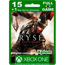 Ryse: Son Of Rome - Xbox One - Digital - 15 Dias!
