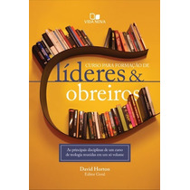 Livro Curso Para Formação De Líderes E Obreiros