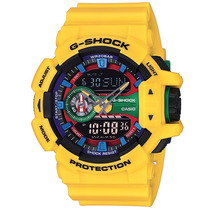 Relogio Casio G-shock Ga-400-9adr Ga400 Promoção Em Sp