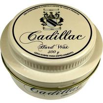 Cera Carnaúba Branca Tipo 1 Pasta 300g - Hard Wax - Cadillac