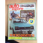 Auto Esporte Set 1977 Chevette Teste Yamaha Rs- 125