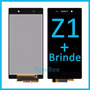 Tela Display Lcd Touch Screen Sony Xperia Z1 Original