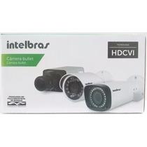 Câmera Intelbras Bullet Hdcvi 720p 10m Ir Hd Vhd 1010b 3.6mm