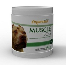 Muscle Dog Organnact 250 G - Suplemento Vitaminico