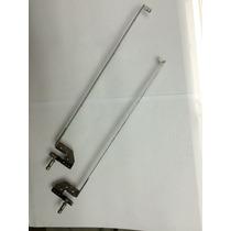 Par De Dobradiças Do Lcd Notebook Itautec Infoway W7655