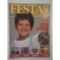 Festas Faça Fácil #133 Cavaleiros Do Zodíaco .