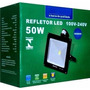 Refletor De Led 50w C/ Sensor Fotocélula Bivolt Ip66 Inmetro