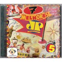 Cd As Sete Melhores Jovem Pan - Volume 5