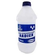 Kit 3 Litros Água Desmineralizada Radiex Bateria Radiadores