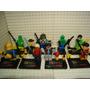 Jaison Tood Dr Fate Killer Croc Hyperion Kick - Ass = Lego