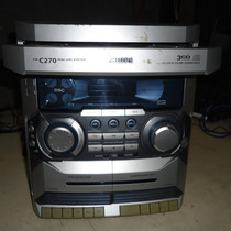 Mini System Philips Fw C270 ( Sucata )