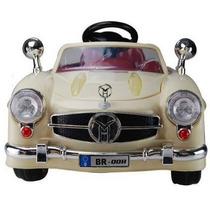 Carro Infantil Mercedes Eletrico Com Controle Remoto 6v
