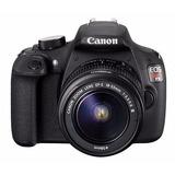Camera Canon Eos T5 +lente 18-55mm +bolsa+32gb Classe 10