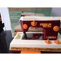 Mini Máquina De Costura *estrela - Funcionando Na Caixa