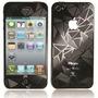 Película 3d Iphone 4 4s Efeito Quebrado Desconto Imperdível