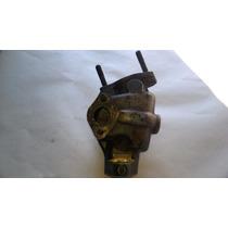 Base Pé Carburador Coletor Original Vw Gol A Ar Dupla Carbur