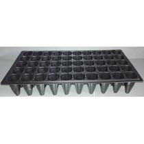 Bandeja De Mudas Eucalipto 50 Celulas Kit Com 10 Embalagens