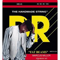 Cordas P/baixo 4 Cordas Marcus Miller Fat Beams 0.45/105