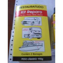 Restaura Tudo Reparador Casco De Barcos Parachoques Grades